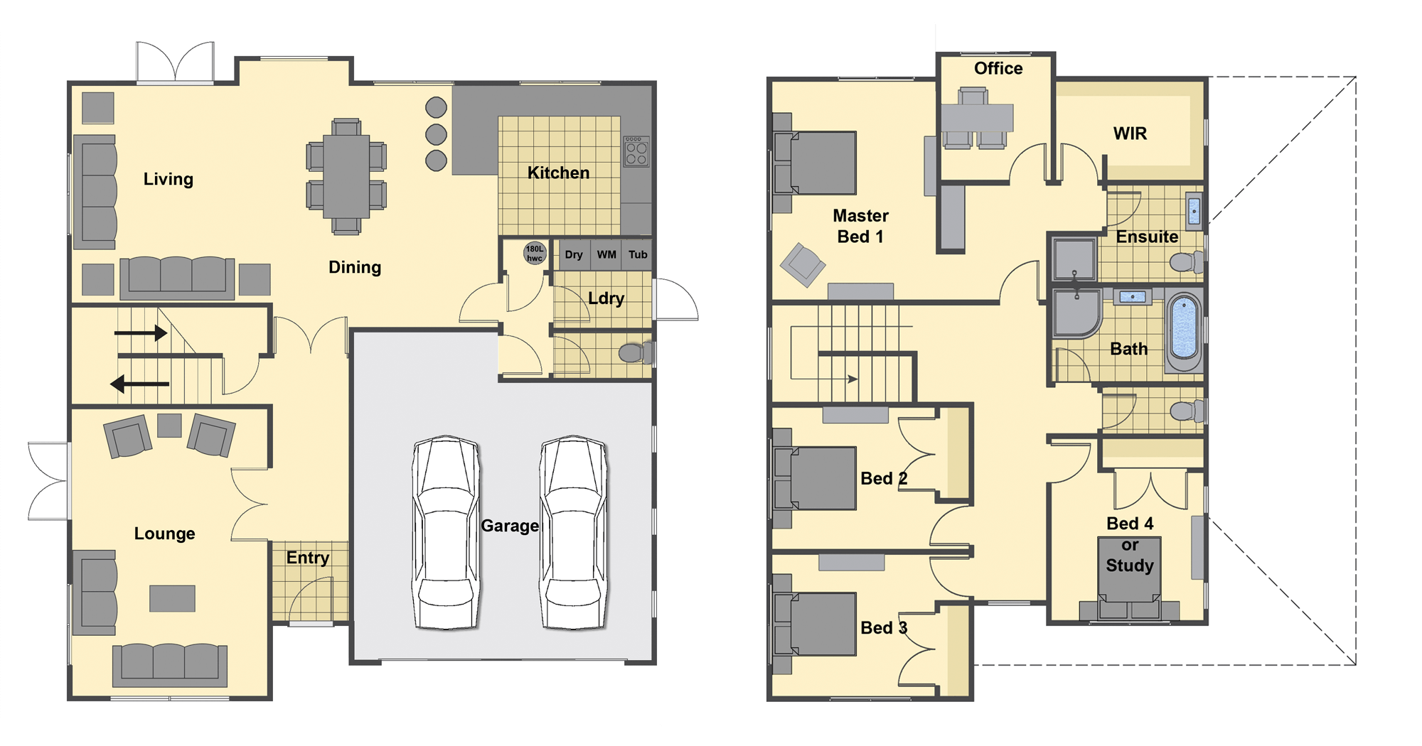 Langstone Floor Plan