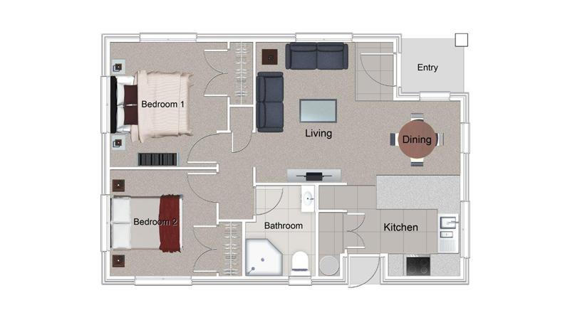 Dover Floor Plan