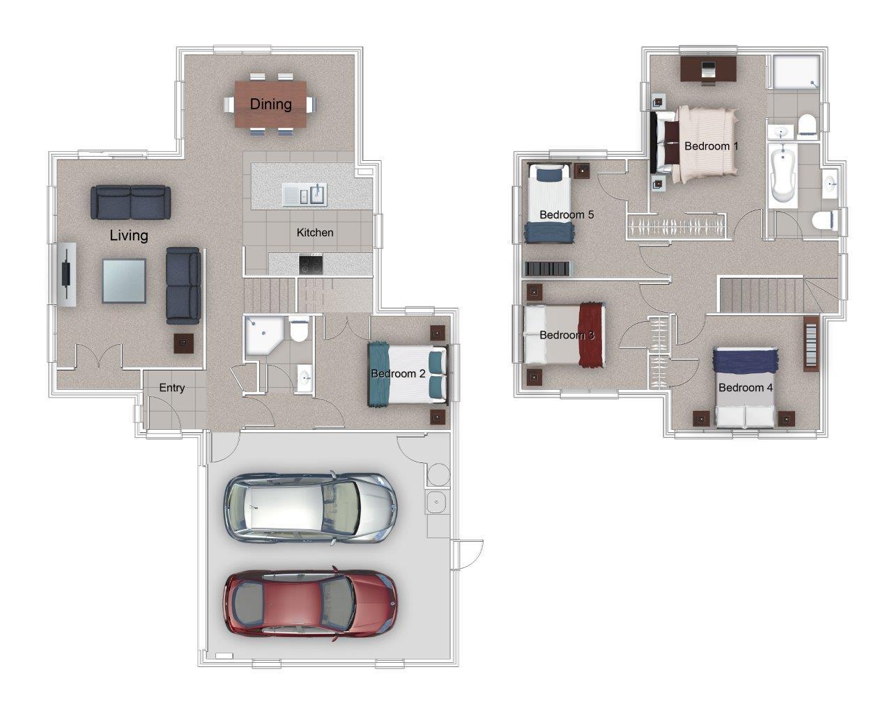 Rocheford Floor Plan