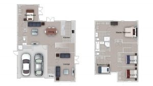 Langstone Plus Floorplan