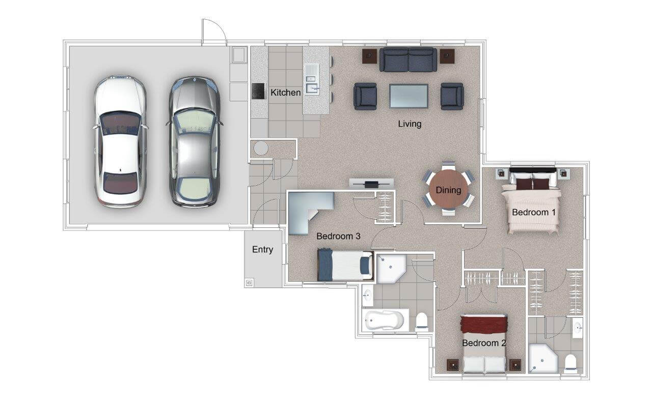 Hertford Floor Plan