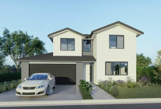 Ashcroft Homes - Langstone Plus - New Home Build
