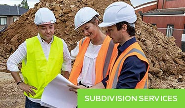 Subdivision Services in house at Ashcroft