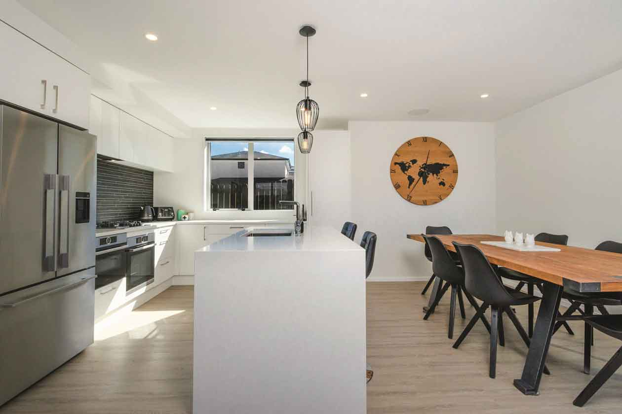 Family friendly design by Ashcroft Homes