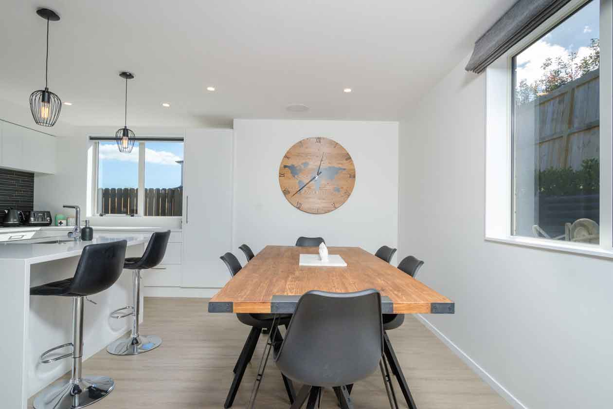 Ashcroft Homes open plan living wins Gold