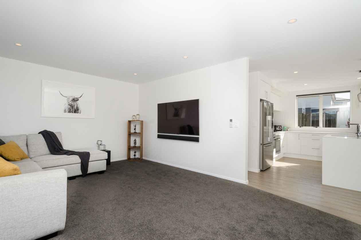 Ashcroft Homes Open Plan Living