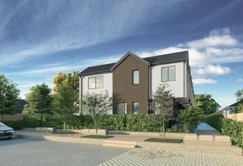Ashcroft Homes NZ - Windsor - Property Development - Terraced Housing